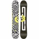 DC Mens PBJ Snowboard-Multi-159W