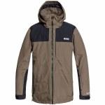 DC Mens Company Jacket-Tarmac-XL
