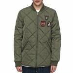 DC Hedgehope Jacket-Vintage Green-XL