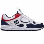 DC Kalis Lite SE Shoe-White/Red/Blue-9