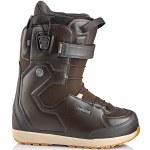 Deeluxe Mens Empire Snowboard Boot-Brown-10.0