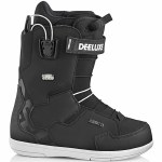 Deeluxe Mens Team Snowboard Boot-Black-9.5