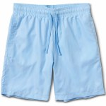 Diamond Pierpoint Trunk Short-Blue-L