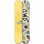 Dinosaurs Will Die Snowboards Mens Brat Snowboard-Assorted-143