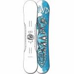 Dinosaurs Will Die Snowboards Mens Bogart Snowboard-Assorted-155