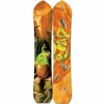 DWD Wizard Stick Crossbreed Camber Snowboard-158