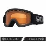 Dragon Boys LILD Goggle-Charcoal/LUMALENS Amber-OS