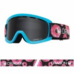 Dragon Boys LILD Goggle-Sprinkles/LUMALENS Dark Smoke-OS