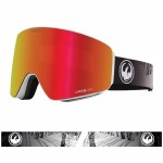 Dragon Mens PXV Goggle-The Calm/LUMALENS Red Ion-OS