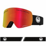 Dragon Mens NFXS Goggle-Split/LUMALENS Red Ion-OS