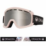 Dragon Mens D1 OTG Goggle-Sakura/LUMALENS Silver Ion-OS