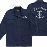 Dark Seas Carser Jacket-Dark Navy-M