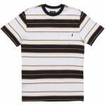 Dark Seas Course Short Sleeve T Shirt-White-L