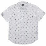 Dark Seas Capitola Short Sleeve Woven-White-M