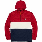 Element Mens Oak Hoodie-Chili Pepper-XL