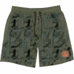 Element Arrowrock Walkshort-Camp Camo Green-S