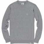 Element Crew Sweater-Grey Heather-M