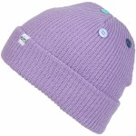 Elm Hobo Beanie Womens-Light Purple-OS