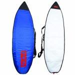FCS  Classic Fun Board Surfboard Bag-Steel Blue/White-7'0