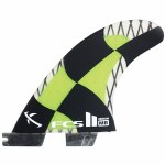 FCS II Matt Biolos PC Carbon Tri Fins-Assorted-M