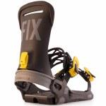Fix Binding Co Mens Magnum Snowboard Binding-Bradshaw-L