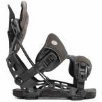 Flow Mens NX2 GT Snowboard Binding-Charcoal-L