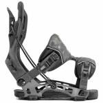 Flow Mens NX2 CX Snowboard Binding-Graphite-L
