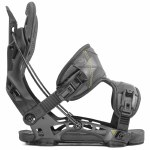 Flow Mens NX2 Snowboard Binding-Black-M