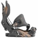 Flow Womens Omni Hybrid Snowboard Binding-Coppertone-M