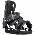 Flow Mens Nx2 Fusion Snowboard Binding-Driftwood-L
