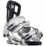 Flow Mens Fuse Hybrid Snowboard Binding-Snow Trooper-L