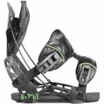 Flow NX2 GT Snowboard Bindings-Black-XL