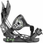 Flow NX2 GT Hybrid Snowboard Bindings-Black-L