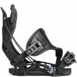 Flow NX2 Hybrid Snowboard Bindings-Black-L