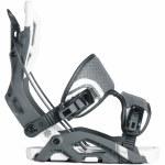 Flow Fuse Snowboard Bindings-Slate-L