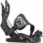 Flow Fuse Hybrid Snowboard Bindings-Black-XL