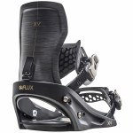 Flux-XV Snowboard Binding-Iron Black-L