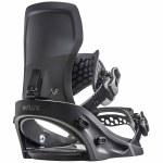 Flux-XF Snowboard Binding-Metallic Black-M