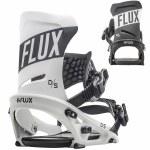 Flux-DS Snowboard Binding-Black/White-L