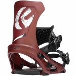Flux Bindings Mens DS Snowboard Binding-Team-M