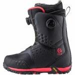 Flux Omni-BOA Snowboard Boot-Black-9.5