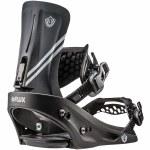 Flux XV Snowboard Binding-Black-M