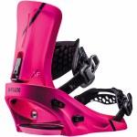 Flux XF Snowboard Binding-Neon Pink-L