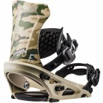 Flux DS Snowboard Binding-Camo-L