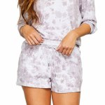 Gentle Fawn Womens Sullivan Short-Faded Floral-S