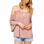 Gentle Fawn Candice Top Womens-Woodrose-XS