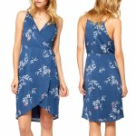 Gentle Fawn Lyra Dress Womens-Majolica Blue-S