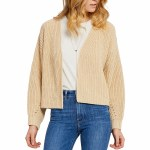 Gentle Fawn Ashgrove Cardigan Womens-Oatmeal-S