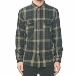 Globe Flanigan Long Sleeve Woven Shirt-Shadow-S
