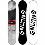 Gnu Mens Asym T2B C2E Snowboard-Assorted-155W